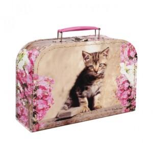 Dětský kufřík kočka