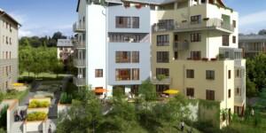 Rezidence Podbaba
