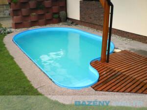 Bazén plastový