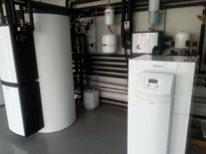 Vaillant geoTHERM VWS