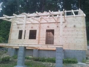 Ecostavby výstavba