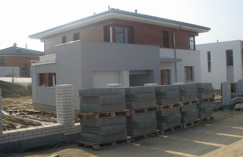 Kunratice stavba