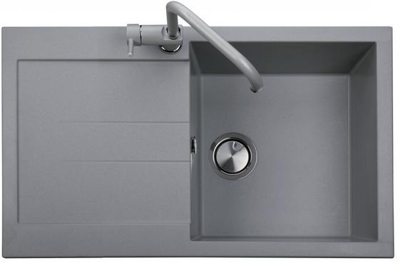 Granitový dřez Sinks TELMA AMANDA 780.500 Titanium