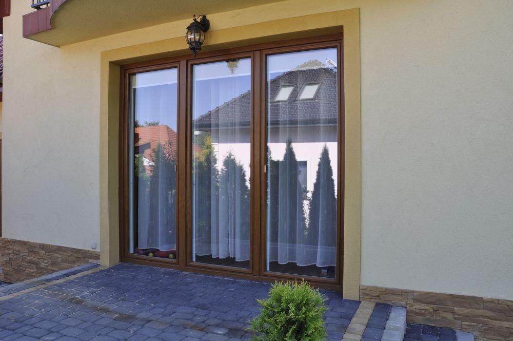 Francouzské dveře- Okna Macek