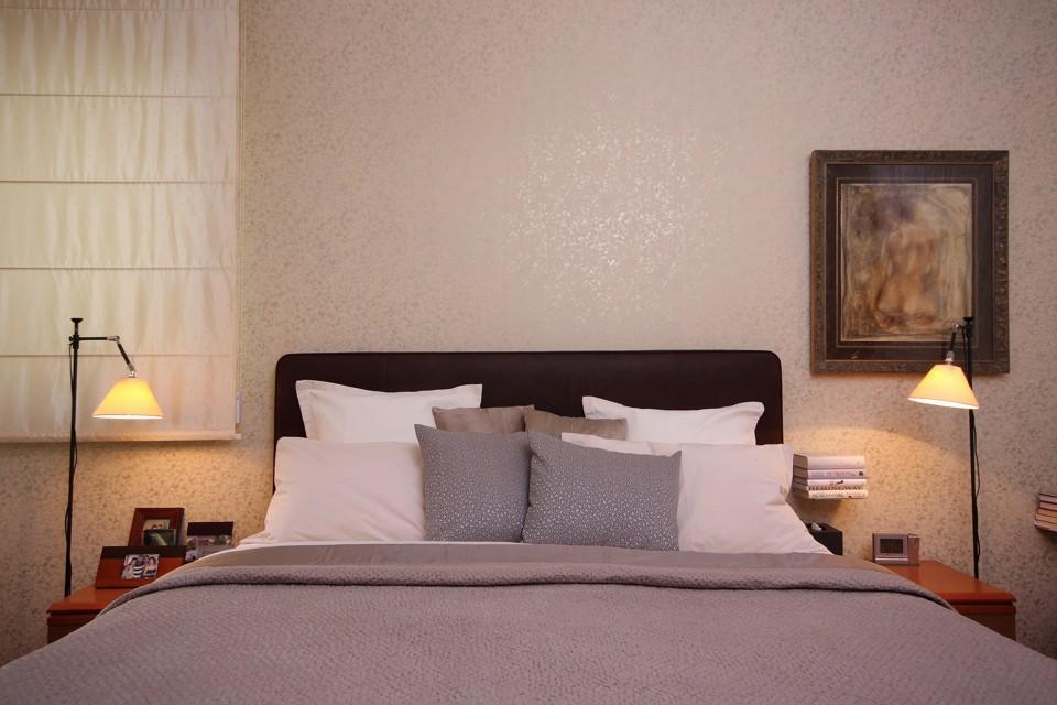 Inspirace bydlení Biano ložnice