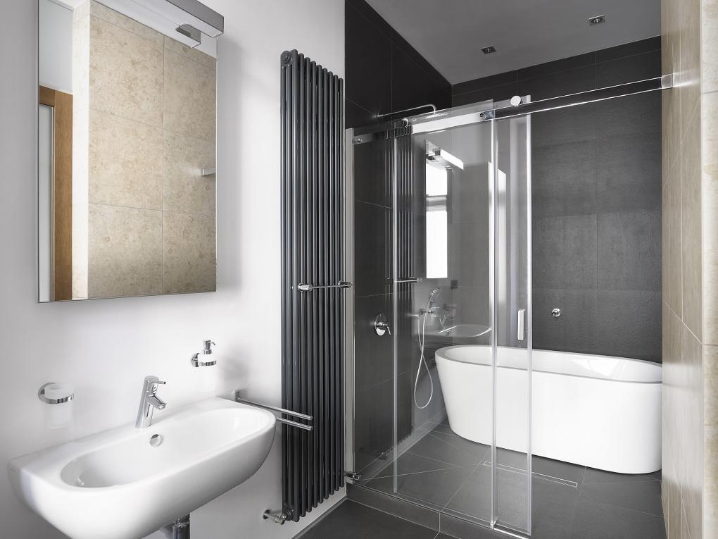Inspirace bydlení Biano koupelna