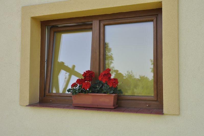 Plastové okno- Okna Macek