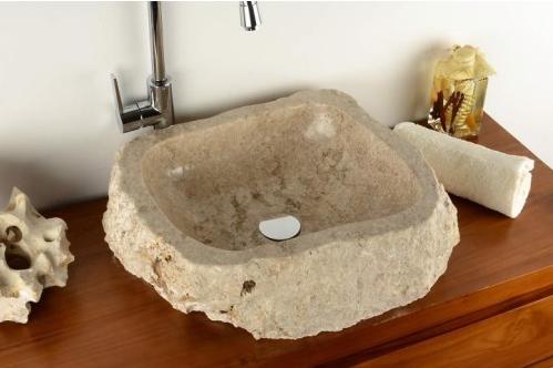 Umyvadlo z kamene Tortona