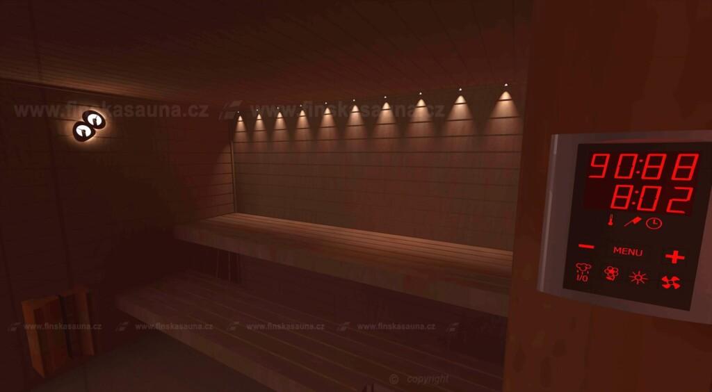 Doplňky do sauny