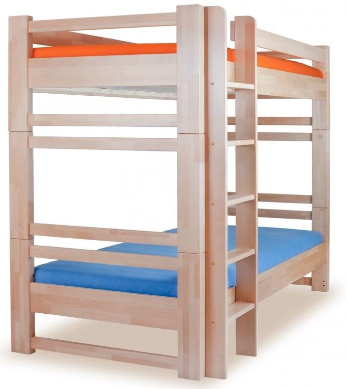 Patrová dětská postel