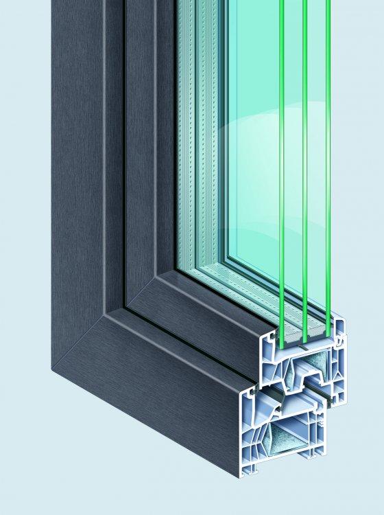 Plastová okna KÖMMERLING 76