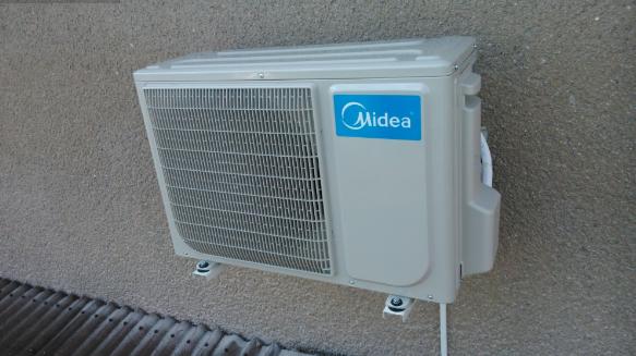 Venkovní jednotka klimatizace