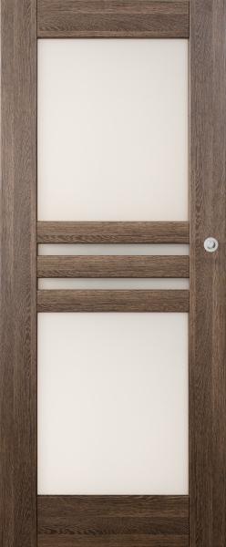 Dveře na stěnu