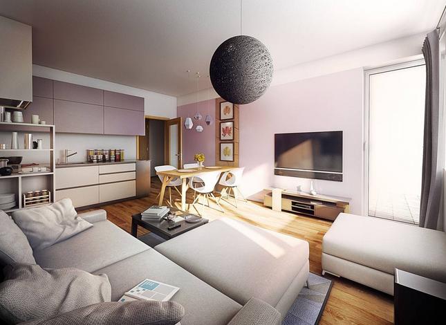 Element Letňany interiér