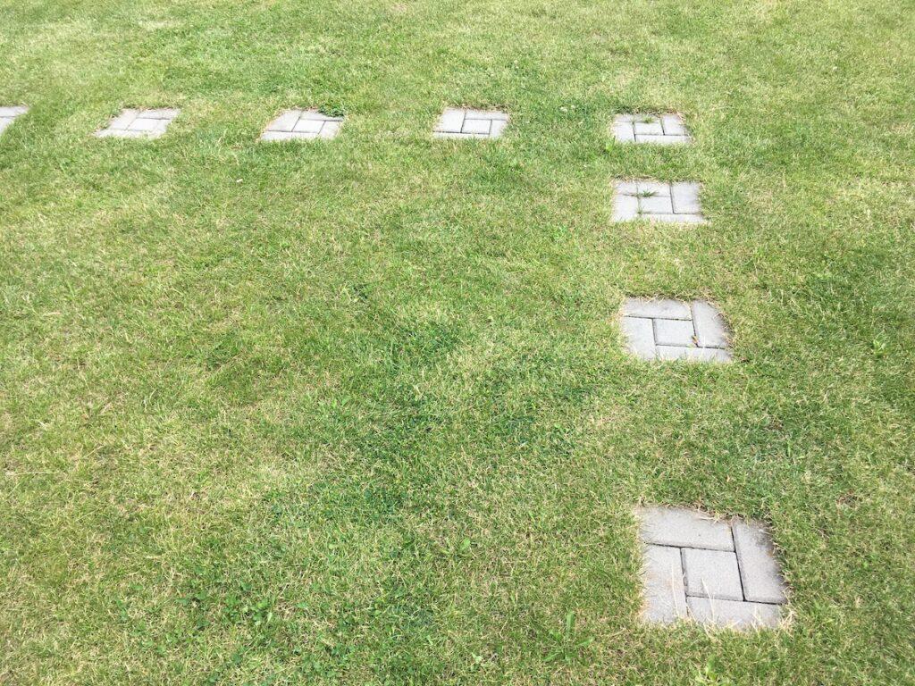 Zahradní chodník