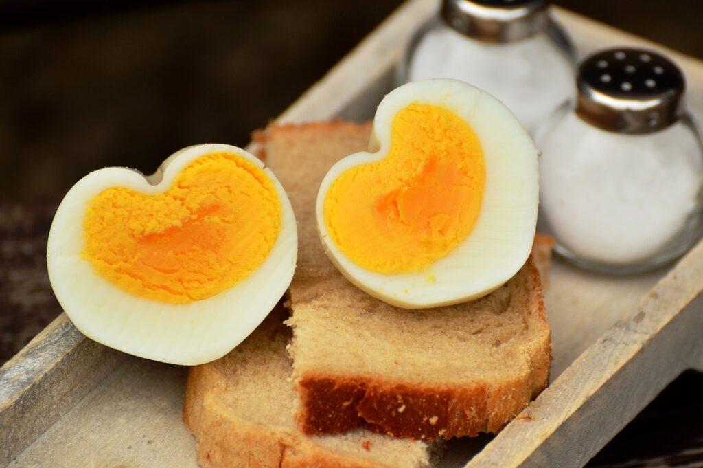 Domácí vejce