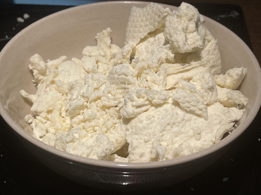 Domácí sýr