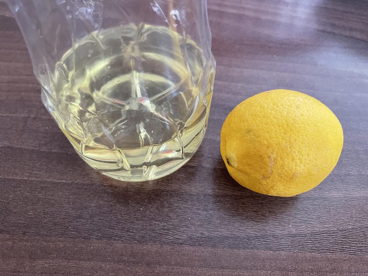 Citron a olej