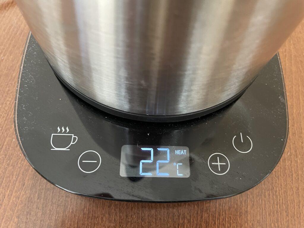 Lauben Vacuum Thermo Kettle